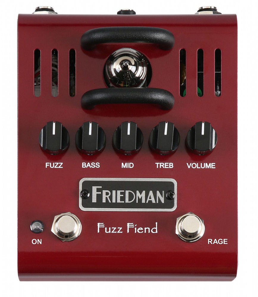 Friedman Fuzz Fiend Tube Fuzz w/ Extreme Switch